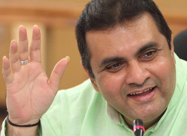 Congress Pramod Madhwaraj to contest Udupi-Chikkamagaluru on JDS ticket