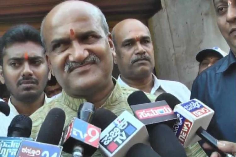 No plan to go soft on Muthalik Karnataka Law minister to TNM