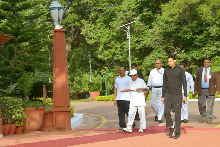 Move over Black Cats snake-catchers and horticulturalists to protect President Pranab