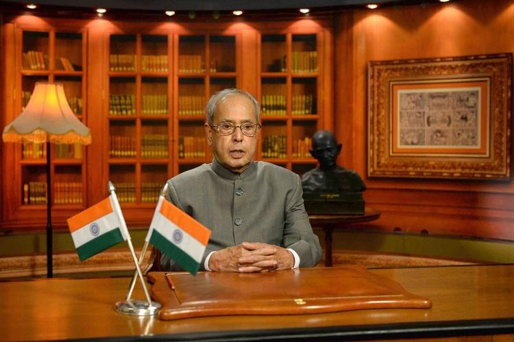 No room for intolerant Indian says President Mukherjee