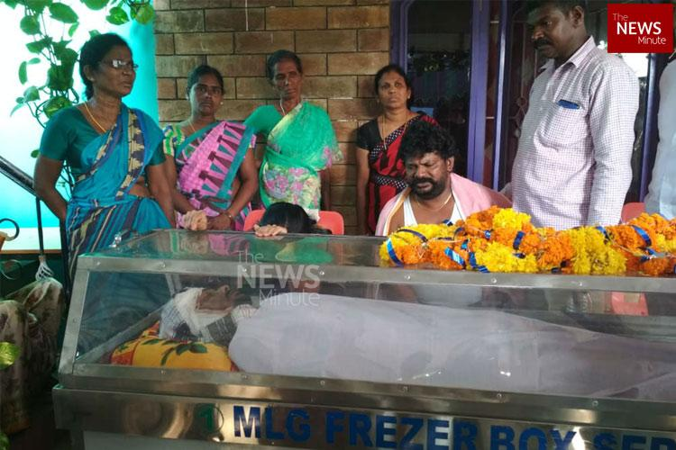 Why kill him Pranays family mourns his murder alleged caste killing in Telangana