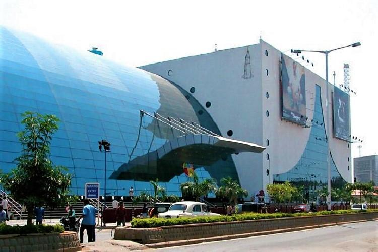 Seating of IMAX screen at Prasad Multiplex is unsafe says petition in Hyd HC