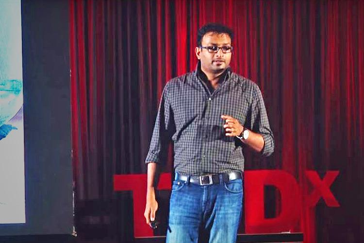 Acts of compassion can change many lives says Keralas Collector Bro in TEDx talk