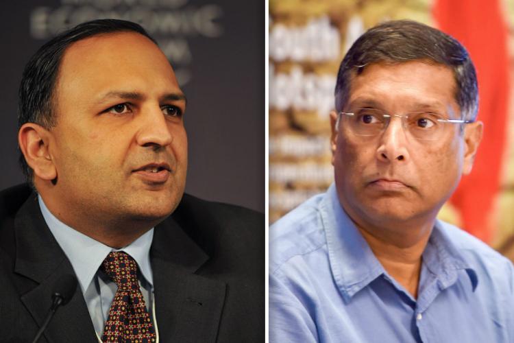 PB Mehta and Arvind Subramanian resigned from Ashoka University