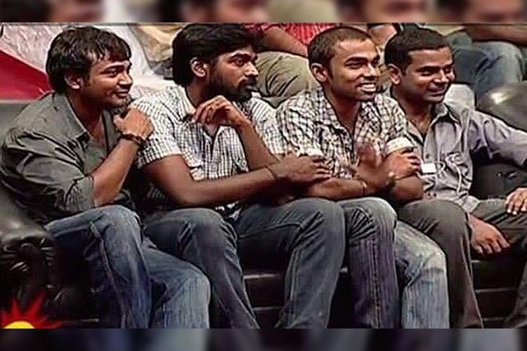 10 yr challenge The story of this pic of Karthik Vijay Sethupathi Alphonse and others