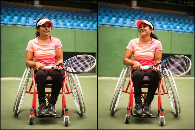 Bengaluru athlete wants to win for India in 2020 Paralympics and she needs your help