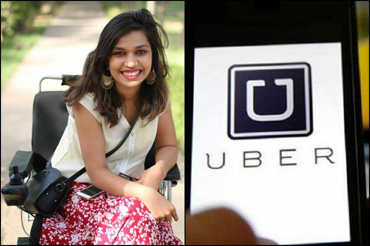 Youre ruining my car Uber driver allegedly humiliates woman for bringing wheelchair into cab