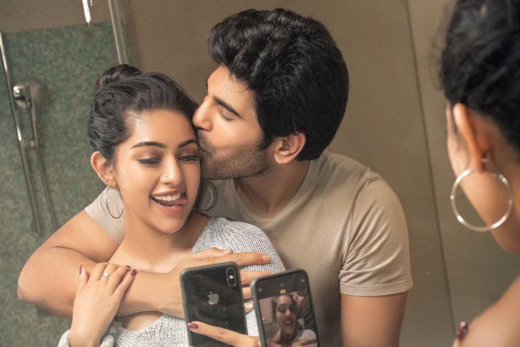 Allu Sirish and Anu Emmanuels romantic drama titled Prema Kadanta