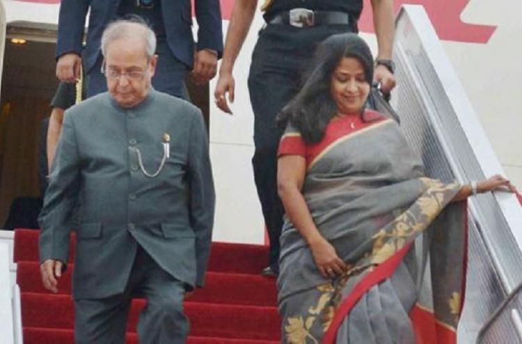 Pranab Mukherjees daughter names shames online pervert
