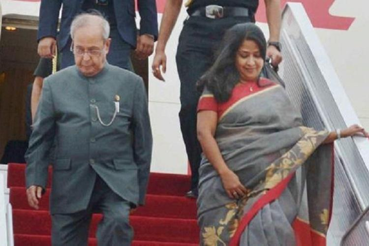 Father of man who sent obscene messages to President Mukherjees daughter apologises
