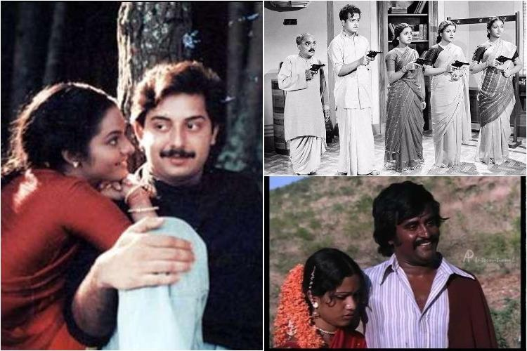 Here is a list of old Tamil films you can catch up on Amazon Prime