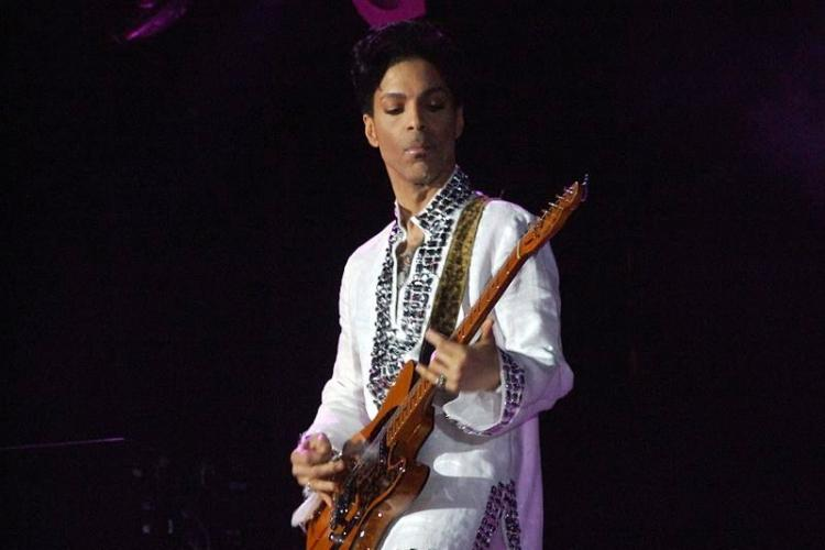 Pop music icon Prince dies days after reported treatment for drug overdose