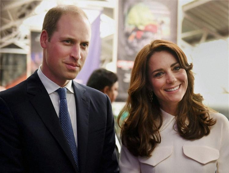 Five ridiculous ways in which media covered Kate Middletons India visit