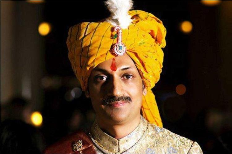 Gay Indian prince throws open palace doors to vulnerable LGBTQ people