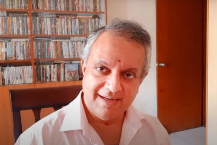 Carnatic musician Prince Rama Varma