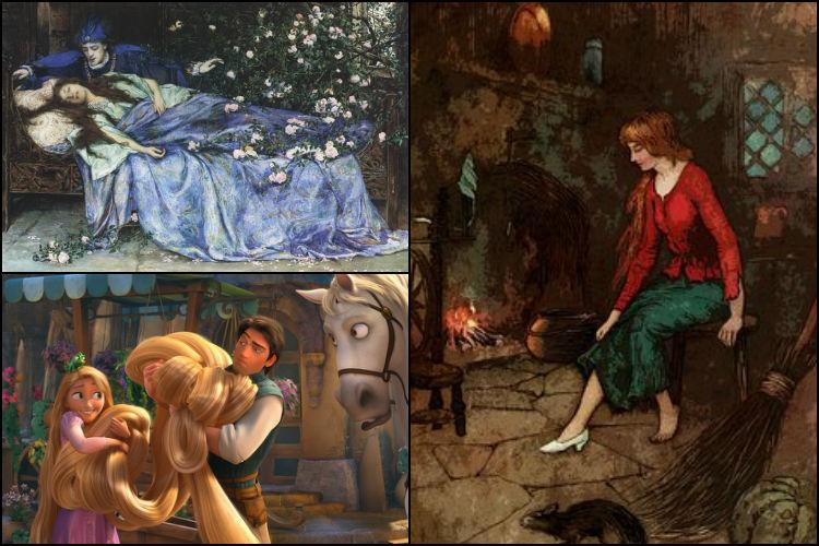 Cindrella Rapunzel Sleeping Beauty Not old time princesses but new age medical disorders