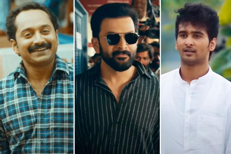 Malayalam actors Fahadh Faasil Prithviraj and Shane Nigam who have acted in films that take on male ego