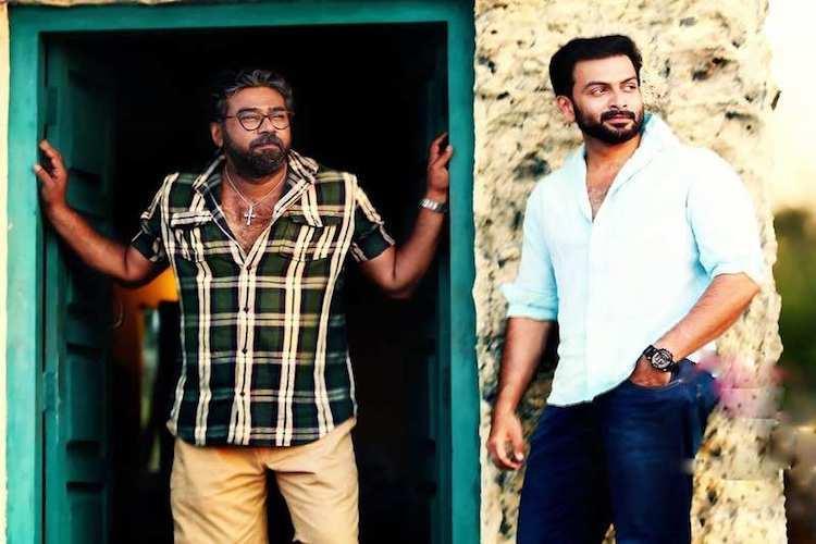 Prithviraj Biju Menon film Ayyappanum Koshiyum starts rolling