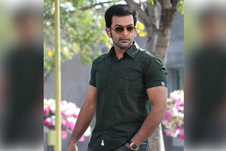 Prithviraj to play a scientist in upcoming home production Nine