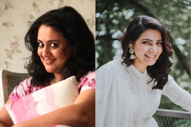 From Samantha to Priya Kunchacko the Any good news question that follows women