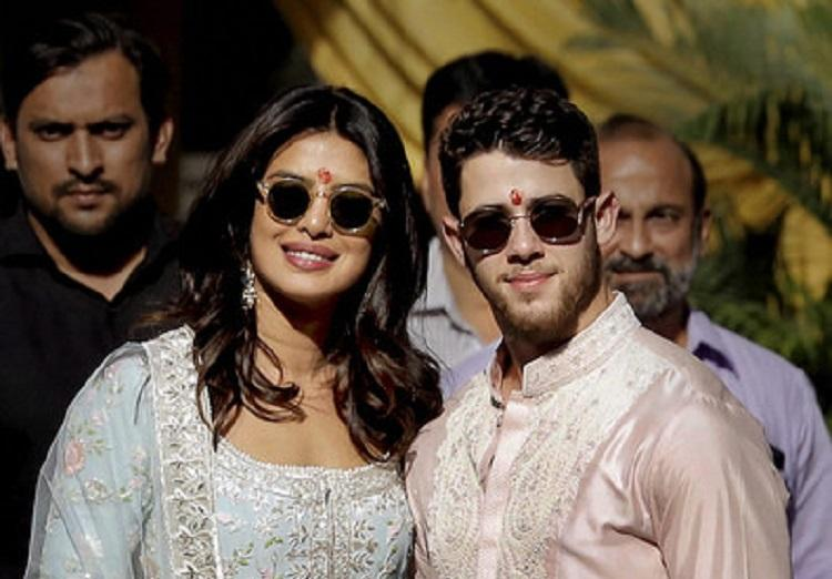 Priyanka Chopra And Nick Jonas Have Begun Their Pre-Wedding Celebrations