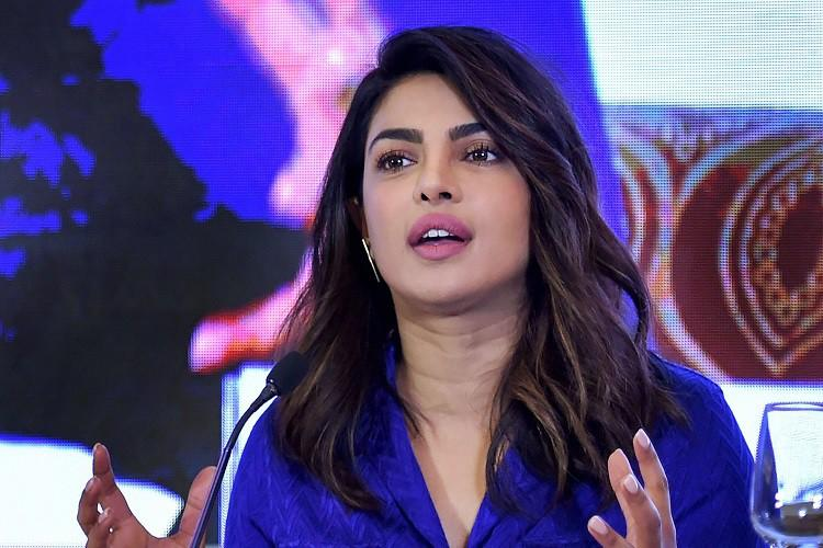 Priyanka Chopra says she hopes her success has opened doors for women of colour