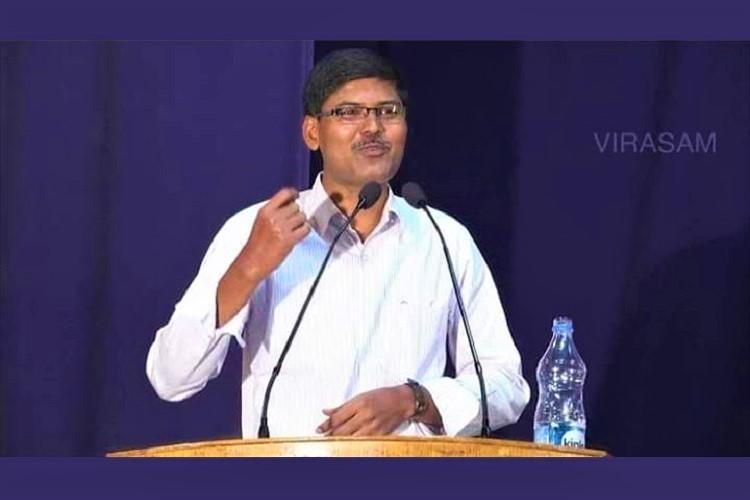 Telangana cops seek custody of Osmania Uni prof claim he has links with Maoists