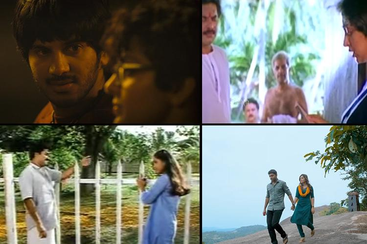 Of love and longing 9 scenes from Malayalam cinema that made us go aww
