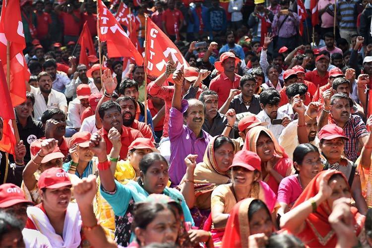 Day 2 of strike sees minimal impact in Karnataka bus services hit in Bengaluru