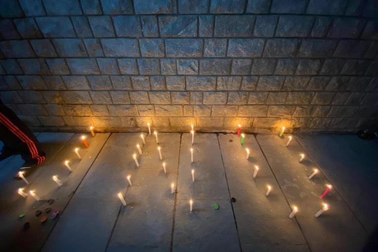 Spontaneous candlelight vigils in Bluru against JNU violence fresh protests planned