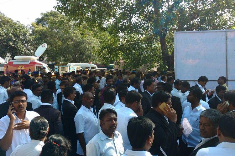 TN Bar councils new sanitation drive Removing 7000 bogus lawyers off its rolls