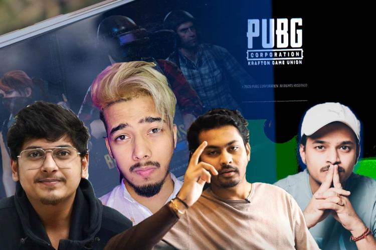 Some of the country's most popular PUBG players