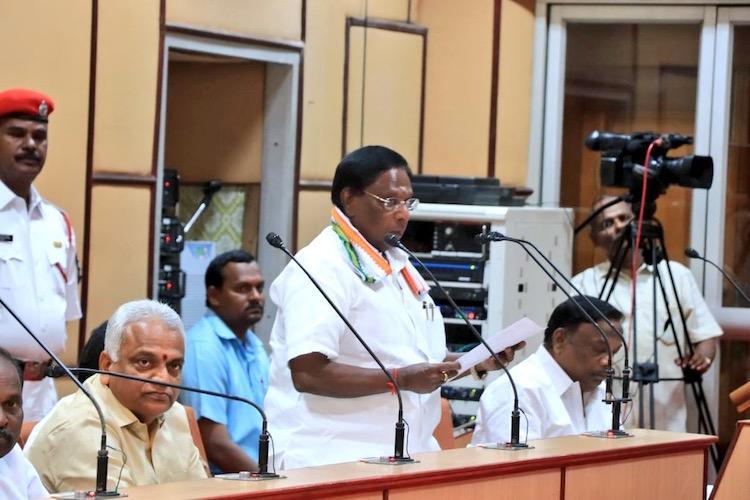 Puducherry Assembly passes anti-CAA resolution though L-G Kiran Bedi objected