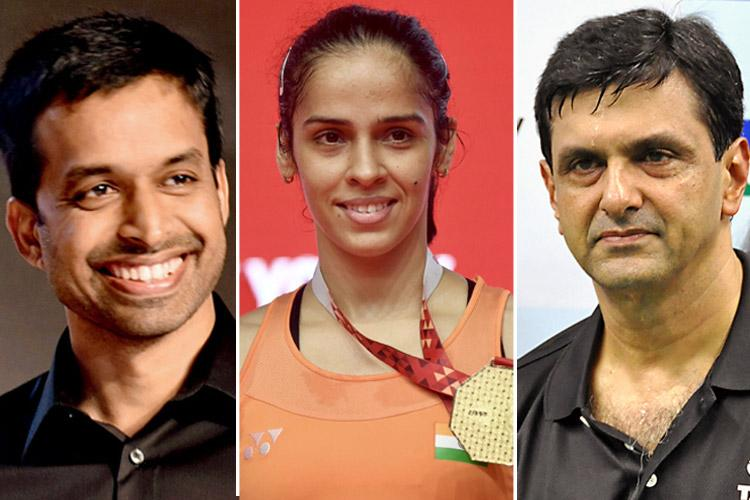 Prakash Padukone encouraged Saina to leave my academy Pullela Gopichand