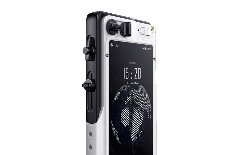 Pundi X unveils Blok On Blok worlds first fully blockchain-powered smartphone