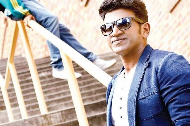 Motion poster of James to be released on Puneeth Rajkumars birthday