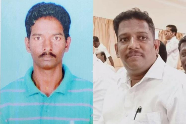 Purushothaman and his brother Devendiran