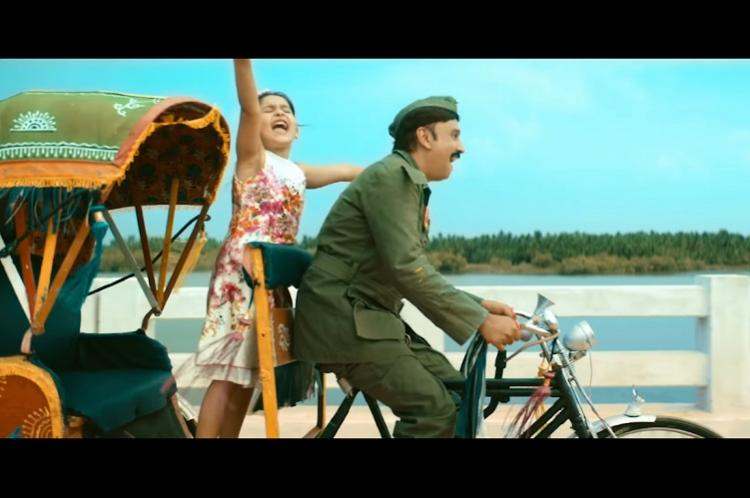 Review In Pushpaka Vimana lazy scripting and direction masquerade as innocence