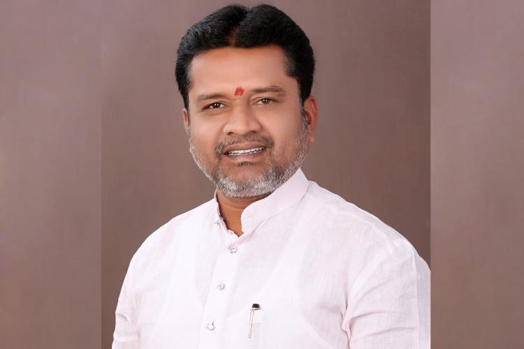 TRS leader Putta Madhu