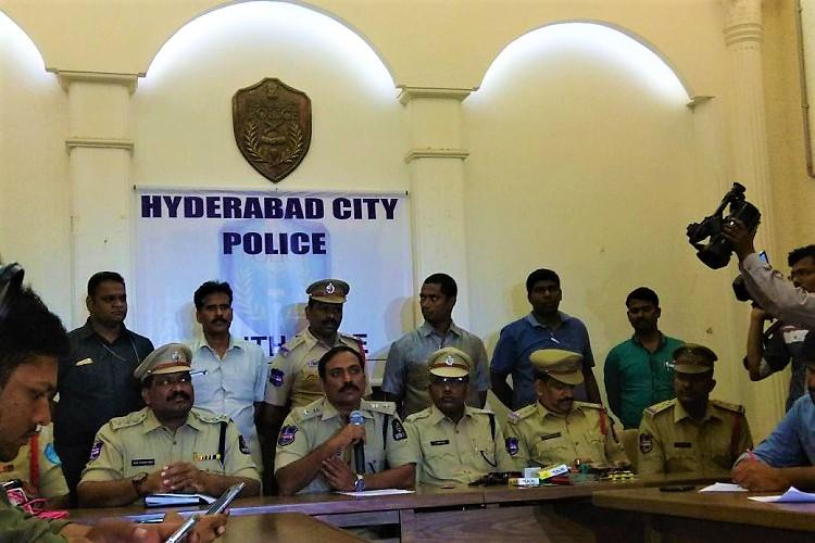 Human trafficking racket: Three more Oman nationals held in Hyderabad