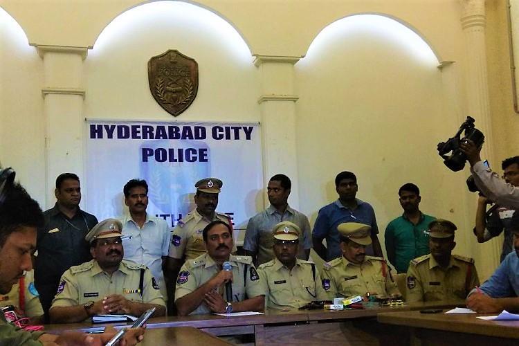 Hyderabad police continue crackdown on child brides nexus arrest qazi and Omani broker