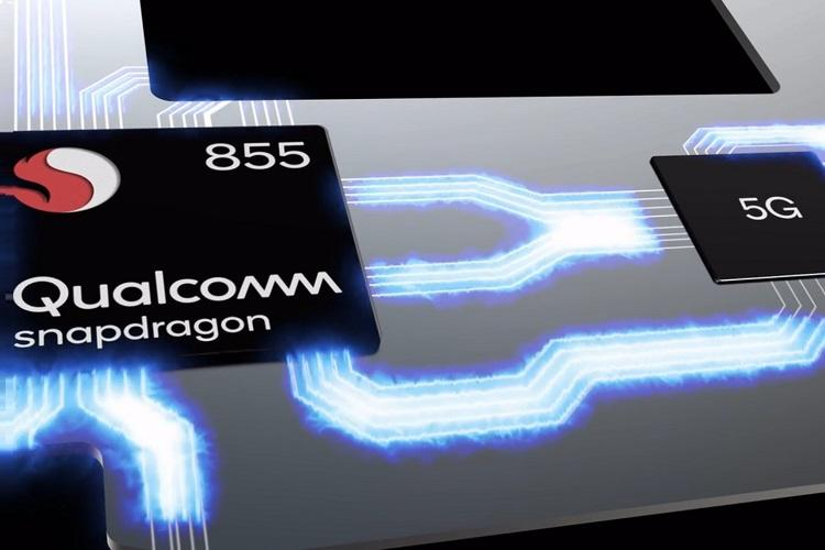 Qualcomm unveils Snapdragon 855 SoC with 5G modem, to launch
