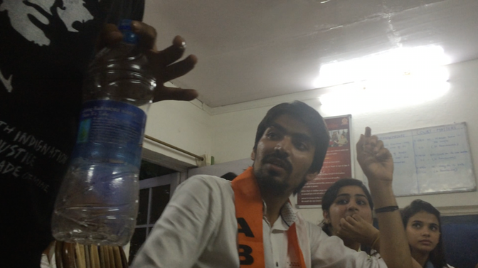 Conservative DUSU takes women journalists to police for asking questions on sexual consent