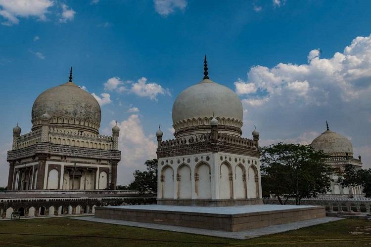 In images As Hyds Qutb Shahi Tombs reopen after 5 years a peek into the restoration