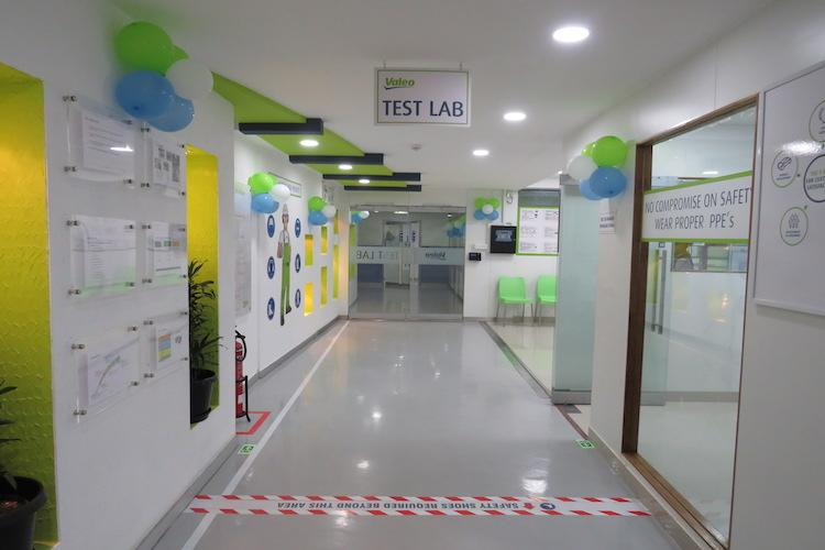 Valeo sets up state-of-the-art RD test lab facility in Chennai