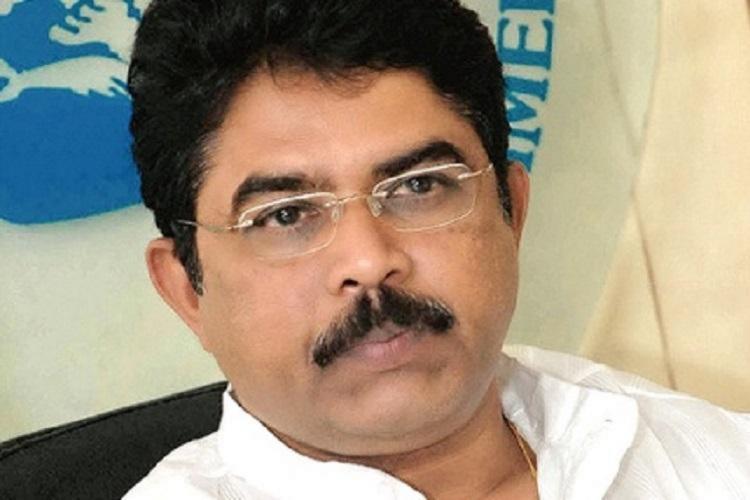 Karnataka Revenue Minister R Ashoka