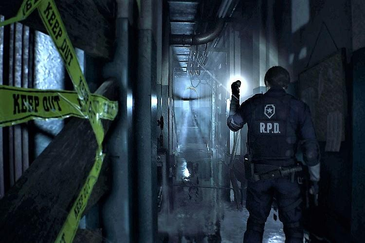 Short Gaming Reviews Resident Evil 2 has incredible UI with heavy dose of nostalgia