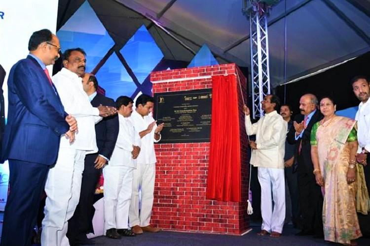 Hyderabad Airport completes 10 years foundation stone laid for expansion