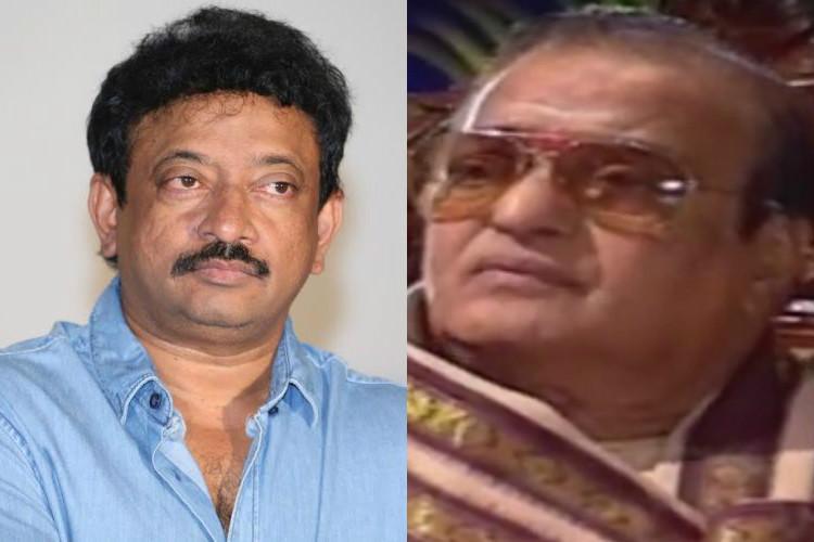 Chorus against Lakshmis NTR grows Politicians ask RGV to stop film on late Andhra CM