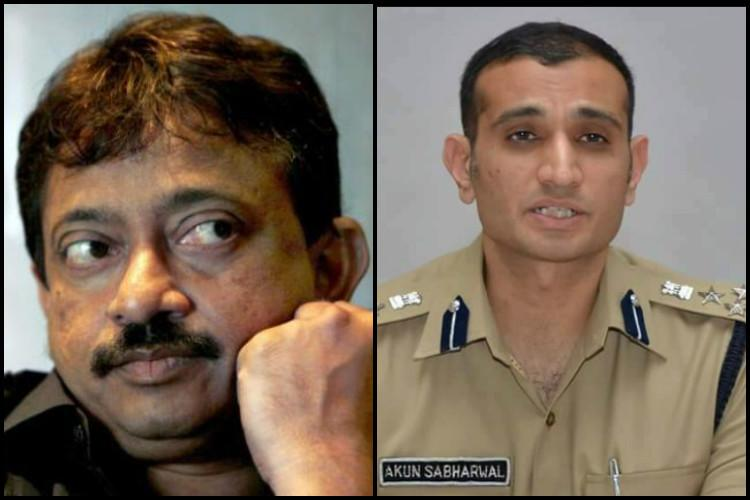 Tollywood drug racket RGV defends Telugu industry questions probe officer Akun Sabharwal